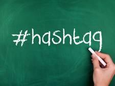 Hashtag al tien jaar trending op social media