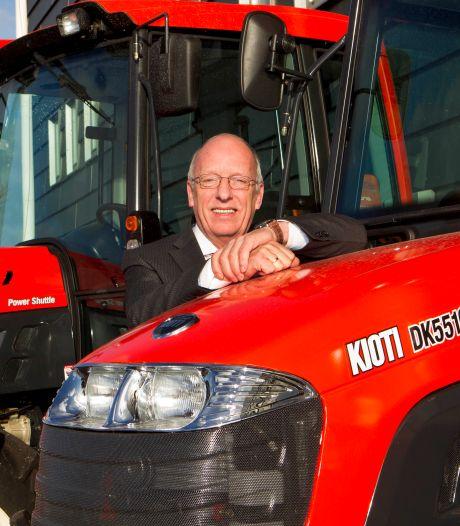 Ondernemer Cees van der Pols (70) plotseling overleden