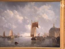 Dordts schilderij in Tussen Kunst en Kitsch is 12.000 euro waard