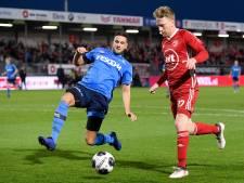 FC Dordrecht legt verdediger De Braal vast