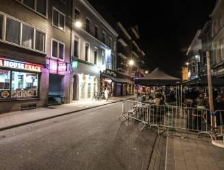 """Kalm in Kortrijkse uitgaansbuurt op laatste avond voor verplichte sluiting: """"Wellicht gingen mensen op restaurant in plaats van op café"""""""
