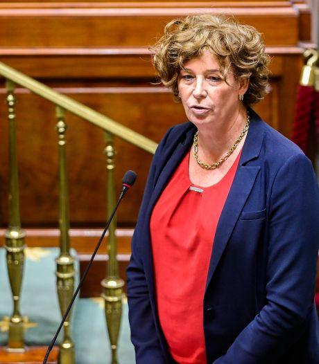 Petra De Sutter défend les choix faits en matière de politique de vaccination