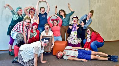 Hogeschool Vives biedt antwoord op toename dementie met vorming Demiclown