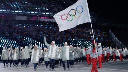 Rusland mag niet paraderen met eigen vlag of eigen uniforms tijdens sluitingsceremonie Winterspelen
