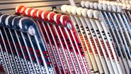 Hockeysticks maximaal 1,05 meter
