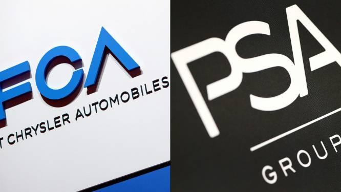 Fusiebedrijf Fiat Chrysler en PSA krijgt naam Stellantis