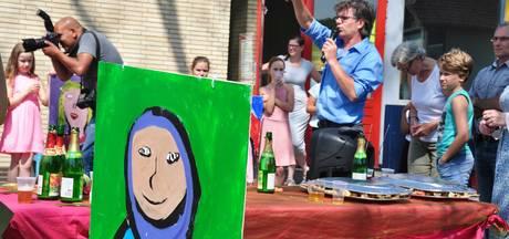 Kleurrijke kinderkunst verbindt Halve Zolen Festival
