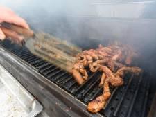 BBQ op Hulsbeek aan banden