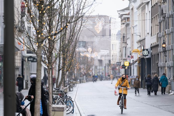 De Bruul in Mechelen