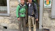 Huisarts trekt te voet naar Compostela nadat schoondochter op miraculeuze wijze auto-ongeval overleeft