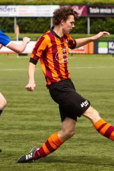 FC Zutphen loopt periodetitel mis