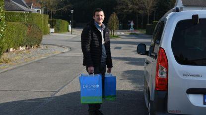 """Schoenen De Smet brengt je nieuwe schoenen tot aan je voordeur: """"Terwijl de klant past, wachten wij in de auto"""""""