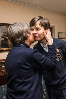 Autistische Kees uit Velp krijgt toch een prijs voor docu over zijn leven