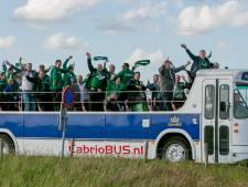 Festiviteiten als Eemdijk zaterdag kampioen wordt