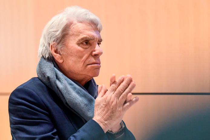 Bernard Tapie, le 4 avril 2019