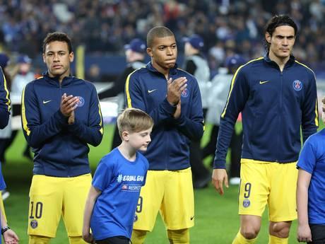 Promes in voetsporen Van Nistelrooy, Mbappé passeert Kluivert