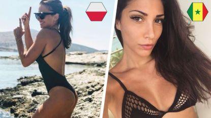 WK van de WAG's sluit eerste ronde af met Poolse kareteka tegen vermaarde showgirl en Miss Colombia versus Japans topmodel