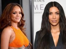 Rihanna en Kim Kardashian in lijst invloedrijkste personen