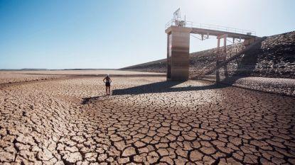 100 marathons tegen watertekort