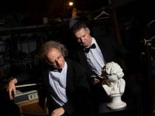 Theaterduo Stenzel & Kivits uit de Peel: muzikale perfectie doorspekt met humor