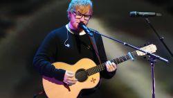 Zo lang duurt het voor Ed Sheeran 86.000 euro verdiend heeft