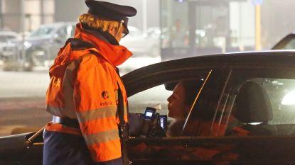 Alcoholcontroles in Opwijk en Relegem: twee bestuurders positief