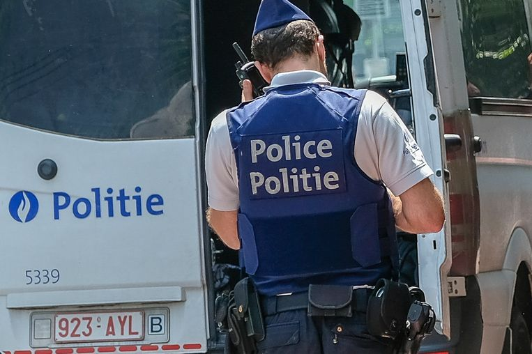Illustratie: politie en justitie