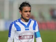 Aanvoerder Intezar eerste speler die bijtekent bij FC Lienden