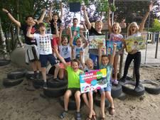 Leerlingen OBS Markvelde winnen zeepkistenrace