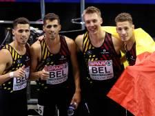 Les trois relais 4/400 sélectionnés pour les Mondiaux de Doha