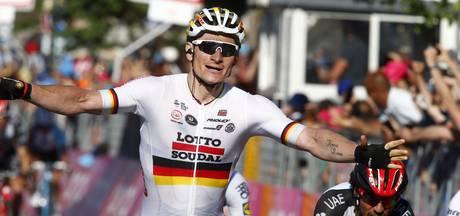 Lotto-Soudal hoopt in Tour op sprintzeges Greipel