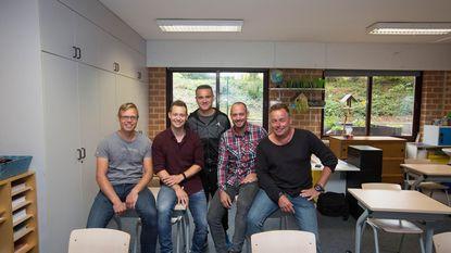 Evenveel mannelijke als vrouwelijke leerkrachten bij de Buidtelberg