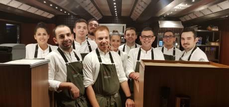 Jeffrey van Zijl uit Kloetinge is de jongste tweesterren-chef van Europa