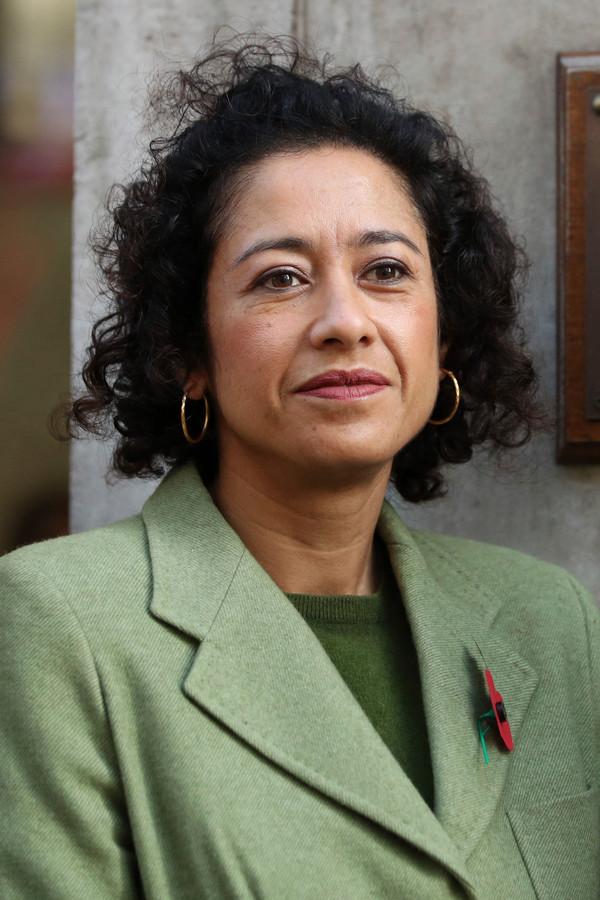 Samira Ahmed.