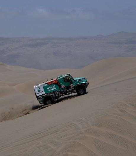 Van Genugten wint slotetappe, Team De Rooy compleet terug in Lima