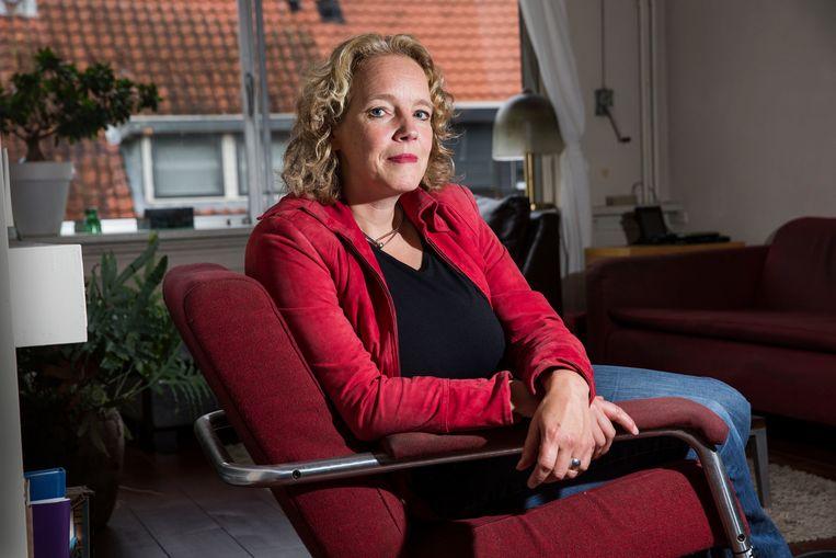 Florien Jansen.  Beeld Arie Kievit