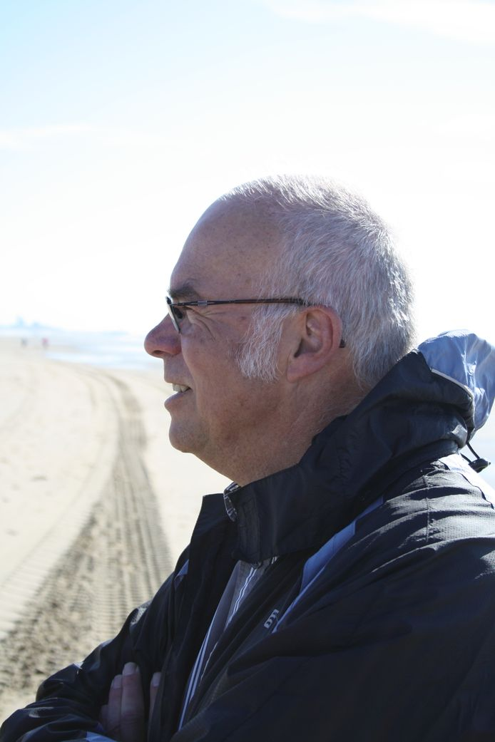 Willem Kurstjens, auteur van Wilhelmina blijft.