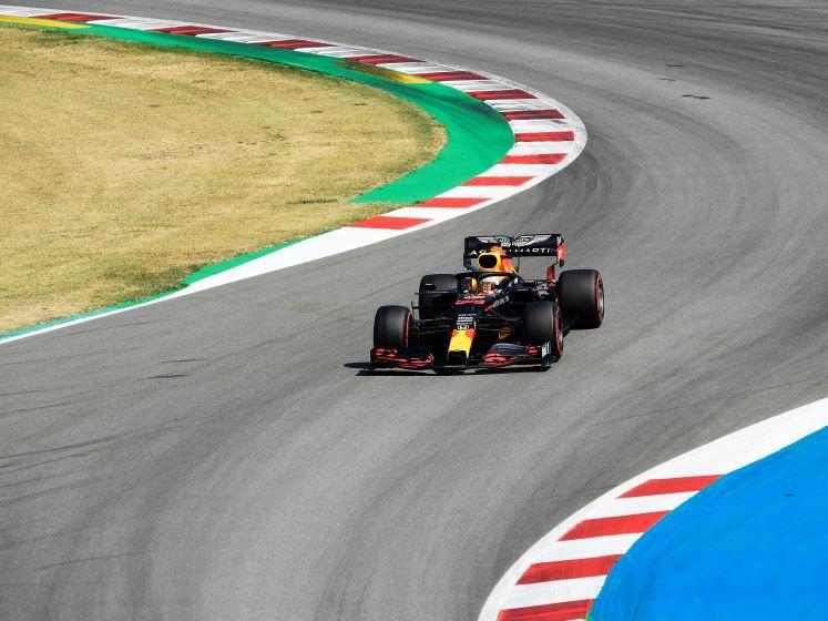 Verstappen vertrekt opnieuw vanaf P3, Hamilton pole