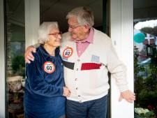 Soldaat was 'not done', maar echtpaar uit Den Ham is inmiddels 60 jaar getrouwd