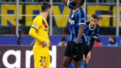 Goal Lukaku volstaat niet voor kwalificatie