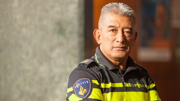 Politiecommissaris Max Daniel. Beeld Harry Cock / de Volkskrant