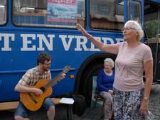 Stichting Vissers van Mensen verkondigt evangelie op Bossche Markt