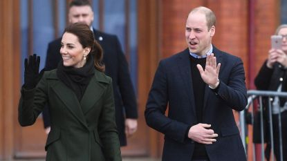 """Ook prins William doet 's morgens Charlotte's haar: """"Maar een staartje is een nachtmerrie"""""""