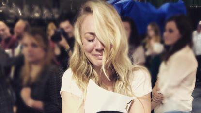 Cast van 'Big Bang Theory' in tranen bij zien laatste script