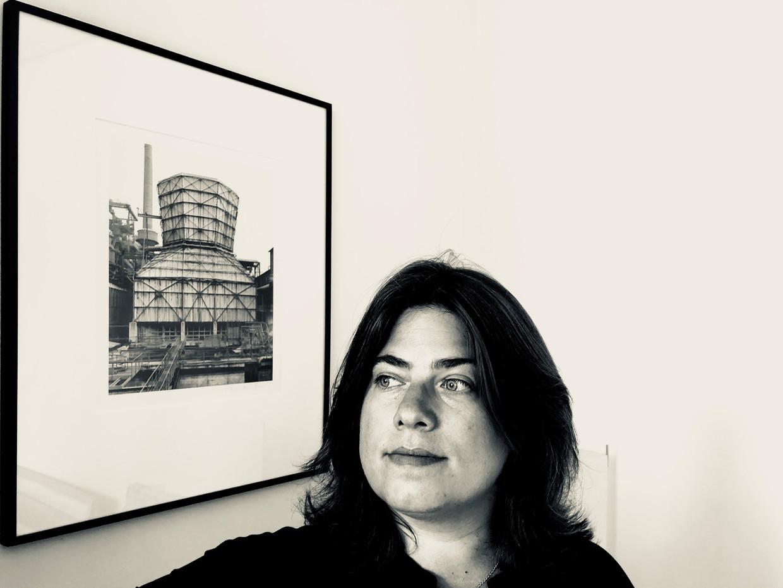 Gili Crouwel: 'Mijn affiniteit met kunst is een beetje met de paplepel ingegoten.'