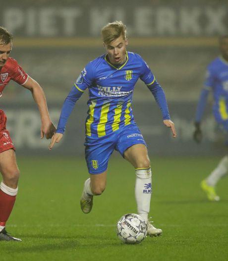 Hansson (RKC): 'Zijn nu elke wedstrijd de underdog, hebben niks meer te verliezen'