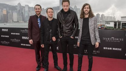 Imagine Dragons in Angry Birds-spelletje