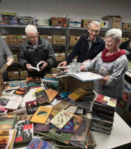 50.000 boeken te koop in Sint-Oedenrode