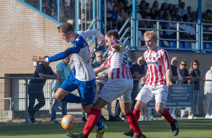 DTS Ede en Bennekom komen elkaar ook dit seizoen weer tegen in de competitie.