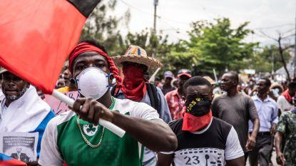 """Haïtianen eisen vertrek van president: """"We willen dat Poetin ons van dictatuur VS afhelpt"""""""